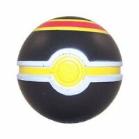 "Pokemon Banpresto Official 2.5/"" Foam Painted Pokeball Net Ball"