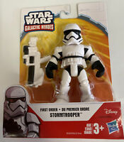 Playskool Star Wars Galactic Heroes First Order Stormtrooper New 5-inches Mint!