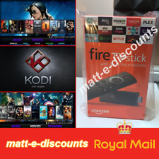 Kodi Fire Stick - VOICE REMOTE Krypton 17.6 ✔Sports✔Movies✔TV✔Kids✔ and more