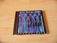CD Jean Michel Jarre - Chronologie - 1993
