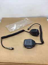 (2) NOS Realistic CB Radio Handheld 8 Pin Microphones