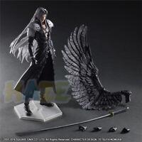 """Spielen Sie Kunst Kai Final Fantasy VII Sephiroth 10"""" PVC Figur Spielzeug In Box"""