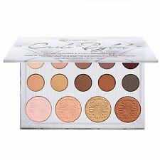 H BH cosmetics Carli Bybel Makeup Cosmetic Shimmer Matte Eyeshadow Palette&Brush