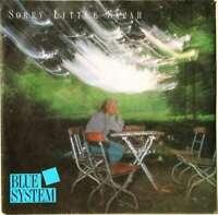 "Blue System Sorry Little Sarah 7"" Single Vinyl Schallplatte 45982"