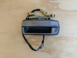 🔥1986-1990 ACURA LEGEND SEDAN DRIVER EXTERIOR DOOR HANDLE GRAY DH16