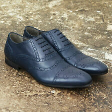 NEW Yves Saint Laurent YSL Blue 'Faubourg' Oxford Shoes GENUINE RRP: £510 BNIB