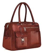 Piquadro Frame orange Womens handbag w/ 3 multifunction bags BD1588FR/AR