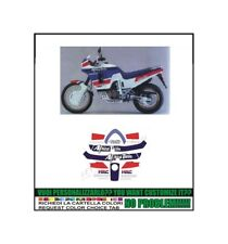 kit adesivi stickers compatibili xrv 650 africa twin rd 03  1988