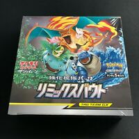 Pokemon Card Game Expansion Pack SM11a  Remix Bout Booster BOX  Japanese