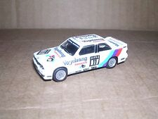 """Herpa #3526 Bmw M-3 Vogelsang #11 Racing Coupe """"White"""" H.O.Gauge"""