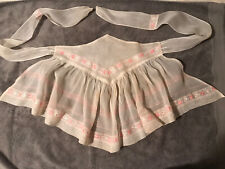 New listing 6 Exquisite Vintage Aprons