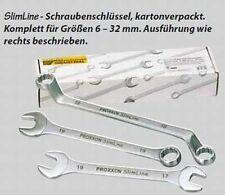 Satz Ring-Maul-Schlüssel  6 - 32 mm  21 teilig  PROXXON  - 23 822 -