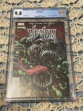 Venom #9 CGC 9.8 White Pages 1st Full Dylan Brock 2019 Cates & Stegman