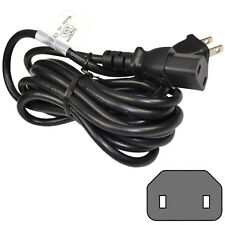 HQRP AC Power Cord for Klipsch RW-8 RW-12d SW-308 Powered Subwoofer Mains Cable