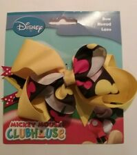 Disney Mickey Mouse Clubhouse Hair Bow