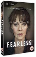 FEARLESS (2017): 6-Part Crime Thriller Drama TV Season Series - NEW  DVD UK