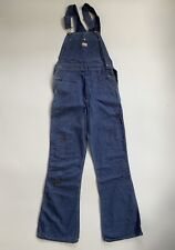 Oshkosh BGosh Union Made 1970s Vestback Overalls NOS 30 x 32