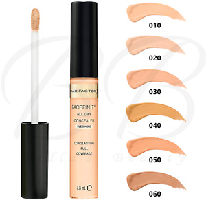 MAX FACTOR Facefinity All Day Flawless Touchproof Concealer 7.8ml *CHOOSE SHADE*