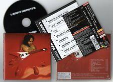 LENNY KRAVITZ - Baptism - 2004 JAPAN OBI + B/T