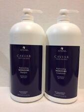 ALTERNA Caviar Moisture Shampoo/Conditioner 64 oz Duo paraben free for all hair