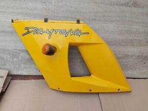 Triumph Daytona 600 Genuine LH Fairing Panel Yellow please See Pictures