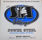 SIT Strings Power Steel Stainless Steel Medium 4 String Bass Set PSR50105 for sale
