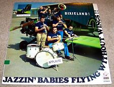THE JAZZIN' BABIES - Flying Without Wings - 1980 Clambake C-214