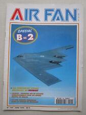 AIR FAN 199 NORTHROP B-2 STEALTH BOMBER CAZAUX ALPHA JET SALON BOURGET 67th FS