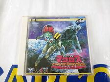 PC ENGINE SUPER CD GAME MACROSS 2036  (ORIGINAL USED)
