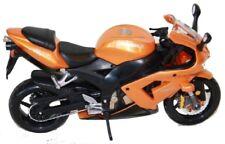 Motorrad Modell 1:12 Kawasaki Ninja ZX-10 R orange Maisto