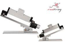 New Decut Archery P-Nexus Arrow Fletching Jig 3 /4 Vane Offset Capable SILVER