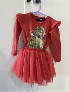 Girls Rock Your Kid Rock Your Baby Tutu Dress | Size 3