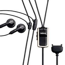 Nokia HS-23 Stereo Headset with On/Off Switch For 7250 E60 E61 E62 E70 N70 N71