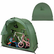 UK Bike Tidy Storage Tent Garden Bicycle Shed Shelter Cover With Window Cycling*