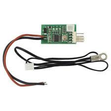 1Pc 4Pin PWM PC CPU Fan Temperature Control Thermostat Speed Controller DC12V 3A