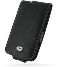 EIXO BiColor Flip Ledertasche für HTC Sensation 4G inkl. Clip / Case / Etui Bag