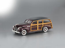 Brooklin Limited BML10 1940 Buick M59 Camioneta - Hecho En Inglaterra