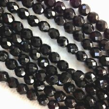 Opaque Glass Faceted Jewellery Making Craft Beads