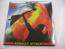 MSG - ASSAULT ATTACK - LP PICTURE DISC NEW SEALED 2017