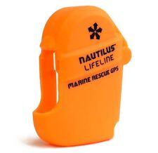 Nautilus LifeLine Marine Rescue GPS Silicone Pouch Submersible Dive Alert Scuba