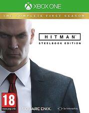 Hitman: la primera temporada completa Steelbook Edición (Xbox One) NUEVO PRECINTADO PAL