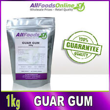 Guar Gum - Food Stabilizer - Thickener - Catering - 1kg