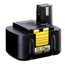 Panasonic Genuine New EY9231 15.6V 3.5Ah Battery for EY6431 EY6432 EY6535 EY9230