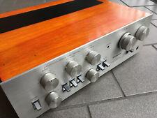Amplifier Amplificatore Vintage HI-FI Tecsonic FN-8300 ORANGE Perfetto!!