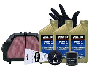 2010 - 2020 Yamaha YZF-R6 (Full-Synthetic) Maintenance Kit