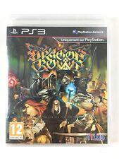 Dragon's Crown PS3 / Jeu Sur PlayStation 3 Neuf