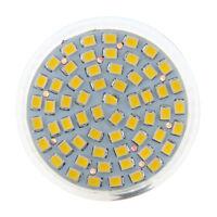 HU MR16 GU5,3 60 LED 3528 SMD 3W Lampe AMPOULE SPOT Lumiere BULB BLANC chaud 12V