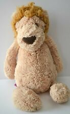"""JELLYCAT Plush Beans Brown LION 9"""" Jelly Cat"""
