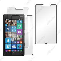 Lot x3 Film Protection Ecran Protecteur Anti Rayure Transparent Nokia Lumia 930