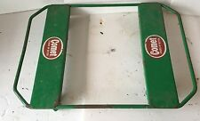 Comet Stacks Up Better Vintage Advertising Store Display  Cart FREE S/H